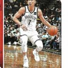 2018 Hoops Basketball Card #88 Jeremy Lin