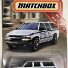 2019 Matchbox #54 00 Chevy Suburban