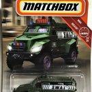 2018 Matchbox #74 MBX SWAT