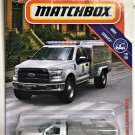 2019 Matchbox #81 10 Ford Animal Control Truck