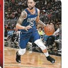 2018 Hoops Basketball Card #115 Austin Rivers