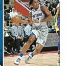 2018 Hoops Basketball Card #154 Stanley Johnson