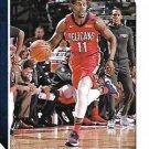 2018 Hoops Basketball Card #181 Jrue Holiday