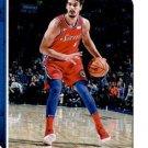 2018 Hoops Basketball Card #196 Dario Saric