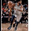 2018 Hoops Basketball Card #240 Derrick Rose