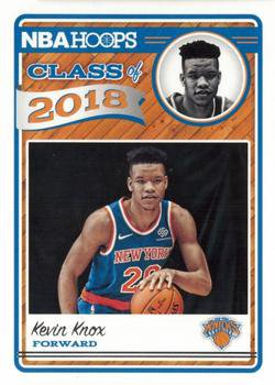 2018 Hoops Basketball Card Class of 2018 #9 Kevin Knox