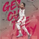 2018 Hoops Basketball Card Get Out of the Way #15 Kyle Lowry
