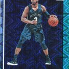 2018 Hoops Basketball Card Teal Explosion #271 Jevon Carter