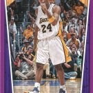 2018 Hoops Basketball Card Purple #296 Kobe Bryant