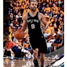 2018 Donruss Basketball Card #48 Tony Parker