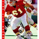 1993 Score Football Card #89 Tim Grunnard