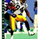 1993 Score Football Card #91 Sterling Sharpe