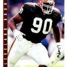 1993 Score Football Card #93 Rob Burnett