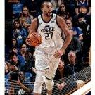 2018 Donruss Basketball Card #93 Rudy Gobert