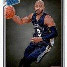 2018 Donruss Basketball Card #169 Jevon Carter