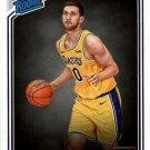 2018 Donruss Basketball Card #193 Svi Mykhailiuk