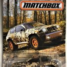 2017 Matchbox Camoflage Jeep Compass