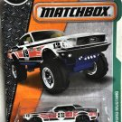 2016 Matchbox #124 68 Ford Mustang