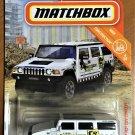 2019 Matchbox #40 02 Hummer H2 SUV Concept