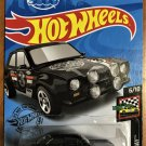 2019 Hot Wheels #102 70 Ford Escort RS1600 BLACK