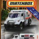 2019 Matchbox #85 MBX Armored Truck