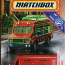 2019 Matchbox #87 MBX Chow Wagon