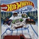 2018 Hot Wheels Holiday Hot Rods #1 HW Rapid Responder