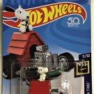 2018 Hot Wheels #25 Snoopy