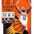 2018 Panini Contenders Basketball Card #65 T J Warren