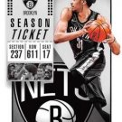2018 Panini Contenders Basketball Card #82 Jarrett Allen