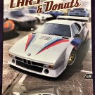 2017 Hot Wheels Cars & Donuts #4 BMW M1 Procar