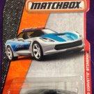2017 Matchbox #64 15 Corvette Stingray