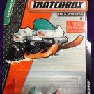 2014 Matchbox #118 Snow Ripper