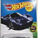 2017 Hot Wheels #290 17 Pagani Huayra Roadster