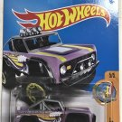 2017 Hot Wheels #291 Custom Ford Bronco