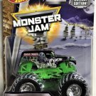 2017 Hot Wheels Monster Jam Holiday #2 Grave Digger