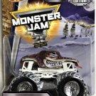 2017 Hot Wheels Monster Jam Holiday #5 Monster Mutt