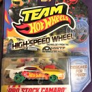 2012 Hot Wheels Team Hot Wheels #5 Pro Stock Camaro