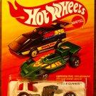2011 Hot Wheels Hot Ones #10 BubbleGunner