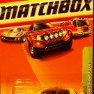 2010 Matchbox #28 Volkswagen Golf GTI