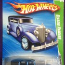 2010 Hot Wheels #47 Classic Packard TREASURE HUNT