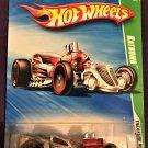 2010 Hot Wheels #48 Ratbomb TREASURE HUNT
