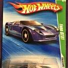 2010 Hot Wheels #51 Ford GTX1 TREASURE HUNT
