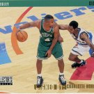 1997 Upper Deck Basketball Card #9 David Wesley