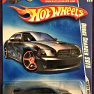 2009 Hot Wheels Battle Force 5 Card #129 Dodge Charger SRT8