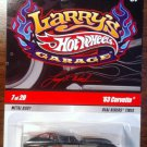 2009 Hot Wheels Larry's Garage #7 63 Corvette
