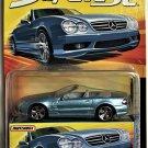 2006 Matchbox Superfast #70 Mercedes Benz SL55 AMG