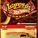 2009 Hot Wheels Larry's Garage #12 Dairy Delivery