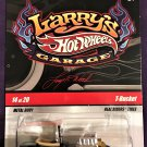 2009 Hot Wheels Larry's Garage #14 T-Bucket BLACK