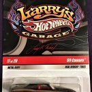 2009 Hot Wheels Larry's Garage #17 69 Camaro